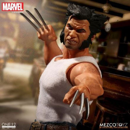 Mezco One:12 Collective Logan Action Figure